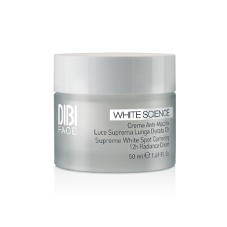 CREMA ANTIMANCHAS LUZ SUPREMA WHITE SCIENCE 50 ml. DIBI Milano