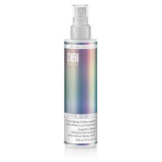 TONICO EN SPRAY HOMOGENEIZADOR LUZ SUPREMA WHITE SCIENCE 200 ml. DIBI Milano