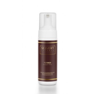 MEN SKIN CARE. DETOX CLEASING MOUSSE. Selvert Thermal