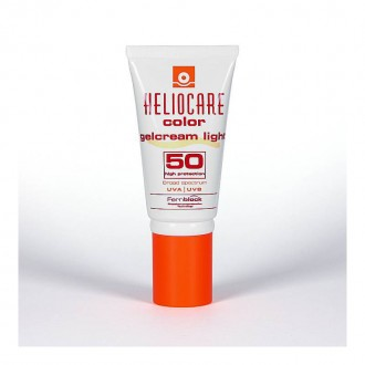 HELIOCARE GELGREAM COLOR LIGHT SPF 50. 50ml