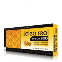 JALEA REAL ENERGY 2000. Tegor.