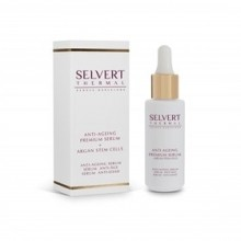 Anti-ageing premium serum + Argan stem cells. Selvert thermal