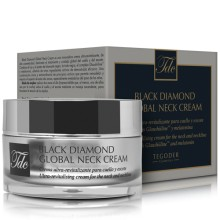 BLACK DIAMOND GLOBAL NECK CREAM 50 ml. TEGODER COSMETICS.