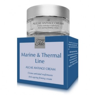 MARINE & THERMAL ANTIAGE CREAM 50 ml. TEGODER COSMETICS.