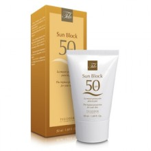 TDC SUN BLOCK SPF 50+ OIL FREE 50 ml. TEGODER COSMETICS.